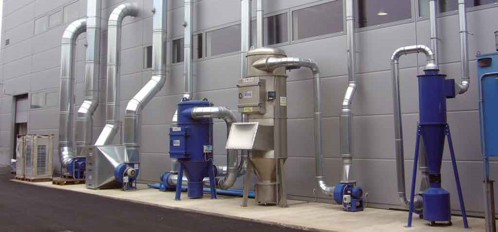 Industrial Air Extraction Systems Industrial Air